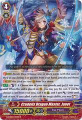 Crudelis Dragon Master, Janet - G-CHB03/015EN - R