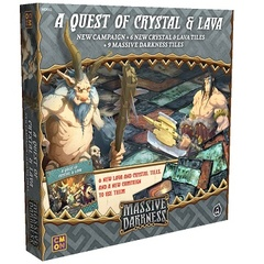 Massive Darkness A Quest Of Crystal & Lava