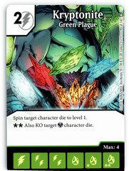 Kryptonite - Green Plague (Die & Card Combo)