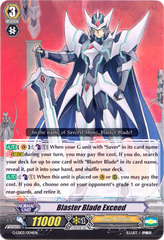 Blaster Blade Exceed - G-LD03/004EN - C on Channel Fireball