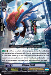 Wingal Youth - G-LD03/010EN - RRR on Channel Fireball