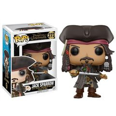 Pop! Disney 273: Pirates Of The Caribbean: Dead Men Tell No Tales - Captain Jack Sparrow