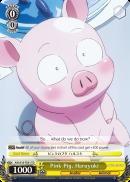 Pink Pig, Haruyuki - AW/S18-TE01 - TD