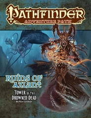 Pathfinder 125 Ruins Of Azlant 5: Tower Of The Drowned Dead