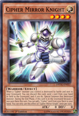 Cipher Mirror Knight - DPDG-EN037 - Common - 1st Edition