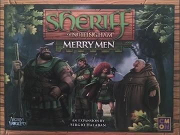 Sheriff Of Nottingham Merry Men