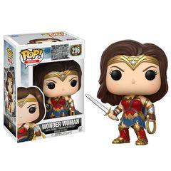 #206 - Wonder Woman (Justice League)