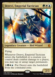 Derevi, Empyrial Tactician - Foil