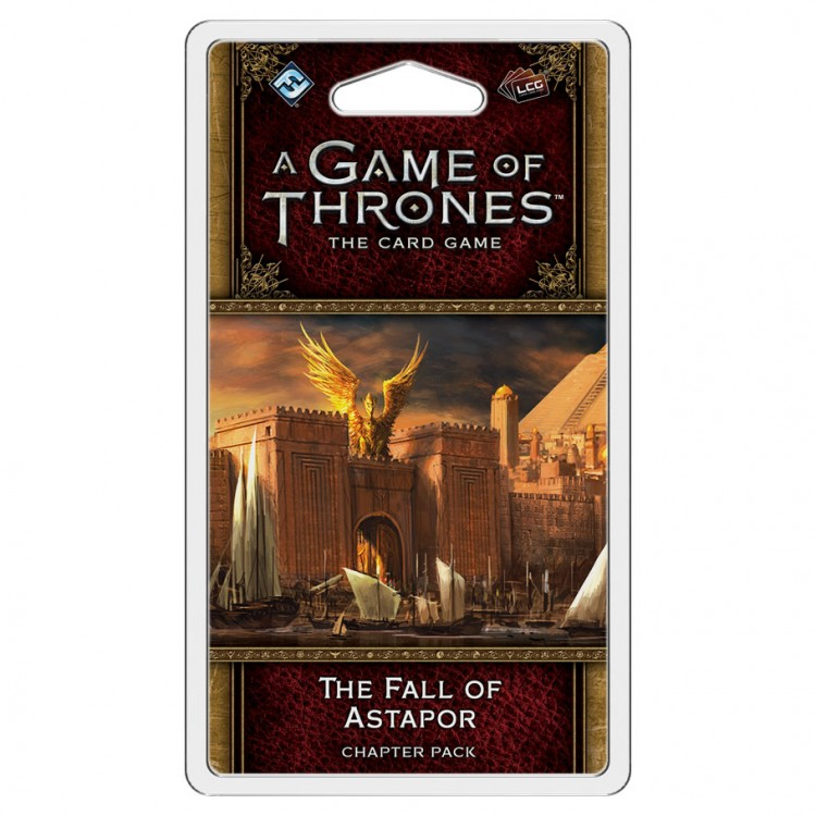 A Game of Thrones LCG (Second Edition) - The Fall of Astapor Chapter Pack