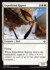 Expedition Raptor on Channel Fireball