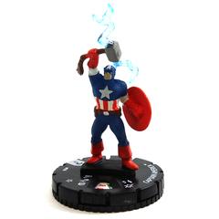Captain America - 036 - Rare