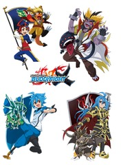 Evolution & Mutation - Vol 2 (Future Card Buddyfight) - Booster Pack