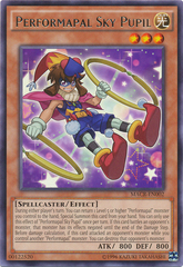 Performapal Sky Pupil - MACR-EN002 - Rare - Unlimited Edition
