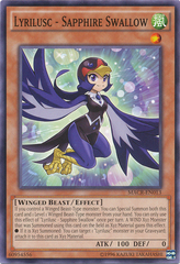 Lyrilusc - Sapphire Swallow - MACR-EN013 - Common - Unlimited Edition