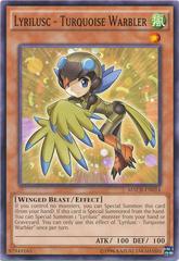 Lyrilusc - Turquoise Warbler - MACR-EN014 - Common - Unlimited Edition