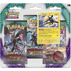 Sun & Moon - Guardians Rising 3 Pack Blister - Vikavolt