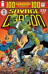 Savage Dragon #225 (25th Anniversary Cover C - Larsen) (Mature Readers)