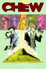 Chew Tp Vol 02 International Flavor (Mr) (STK412865)