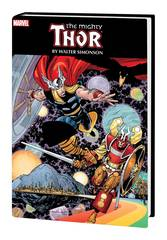 Thor By Walter Simonson Omnibus Hardcover (New Printing)