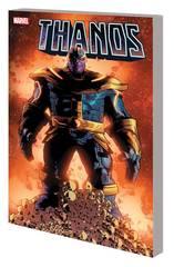 Thanos Tp Vol 01 Thanos Returns