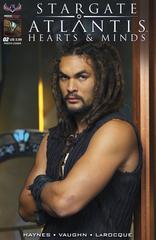Stargate Atlantis Hearts & Minds #2 Photo Cvr (STL046516)