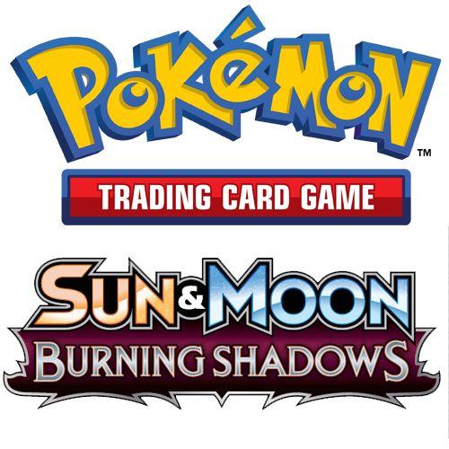 Sun & Moon - Burning Shadows Launch Box
