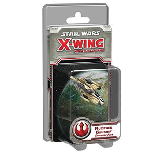 Star Wars X-Wing - Auzituck Gunship Expansion Pack
