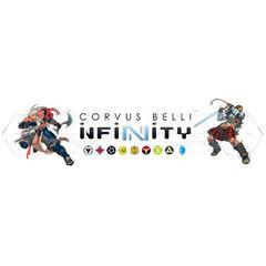 Infinity - Aleph: Ekdromoi (Hmg/Combi Rifle)