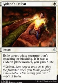 Gideons Defeat