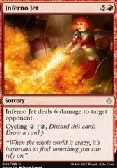 Inferno Jet on Channel Fireball