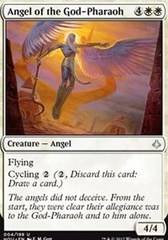 Angel of the God-Pharaoh - Foil on Channel Fireball