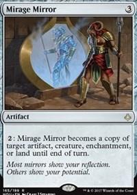 Mirage Mirror - Foil