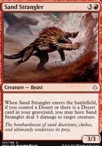Sand Strangler - Foil