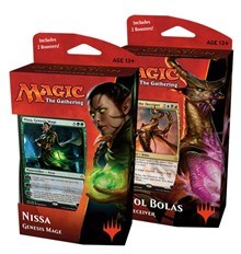 Hour of Devastation Planeswalker Deck - Set of 2