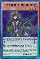 Timebreaker Magician - PEVO-EN019 - Super Rare - 1st Edition
