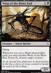 Wasp of the Bitter End - Planeswalker Deck Exclusive