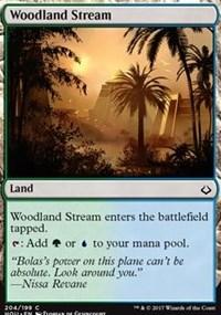 Woodland Stream - Planeswalker Deck Exclusive