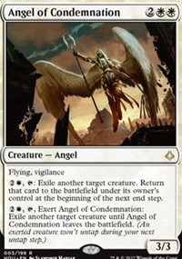 Angel of Condemnation - Foil