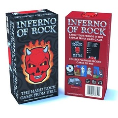 Inferno Of Rock
