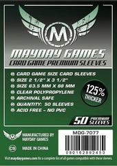 Mayday - Premium Card Sleeves 63.5Mm X 88Mm 50Ct