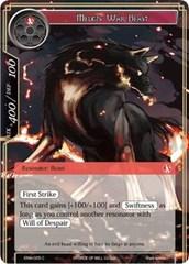 Melgis' War Beast - ENW-025 - C - Foil