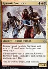 Resolute Survivors - Foil