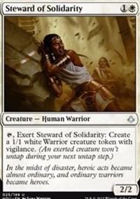 Steward of Solidarity - Foil