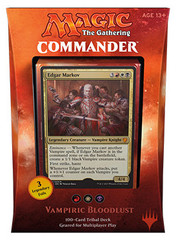 Commander 2017 Deck - Vampiric Bloodlust