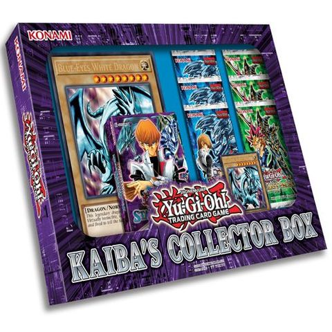 Collector Set - Kaibas Collector Box