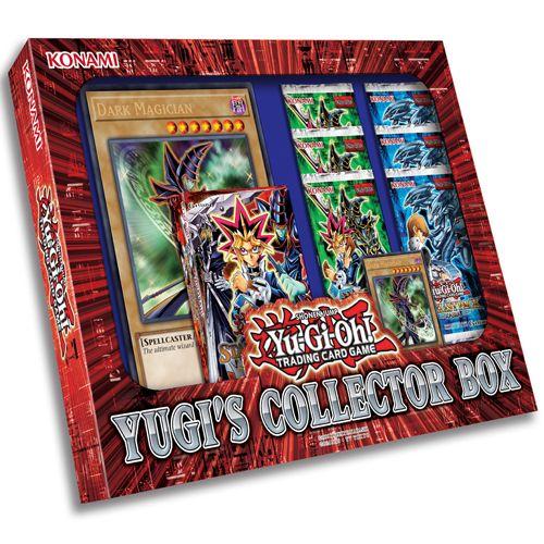 Collector Set - Yugi's Collector Box