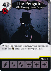 The Penguin - Old Money, New Crime (Die and Card Combo)