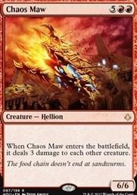 Chaos Maw - Foil