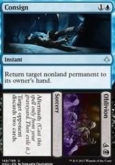 Consign // Oblivion - Foil