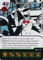 Jervis Tetch - Tea Time (Die and Card Combo) - Foil